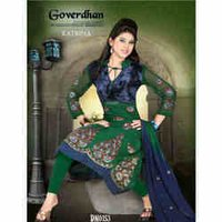 Bollywood Designer Cotton Suits