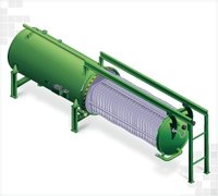 Horizontal Pressure Leaf Filter (HPLF)