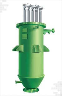 Pulse Jet Candle Filter For Polishing