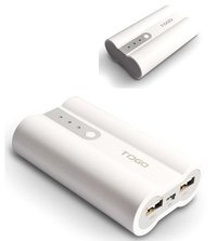4400 Universal Mobile Power Banks With 2 USB Port