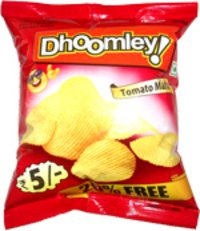 Dhoomley Tomato Masti Wafers