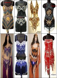 Belly Dance Scarves