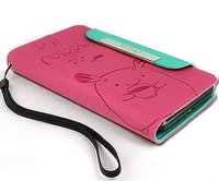 Macada Leather Smart Mobile Cell Phone Case