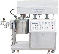 Vacuum Emulsifying Machine