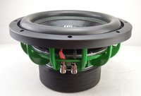 12 Inch Green Basket Car Subwoofer