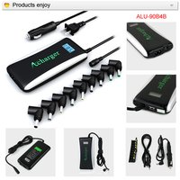 90W 3 in 1 Universal Laptop Adapter