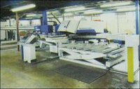 Sheet Metal Fabricating Machine