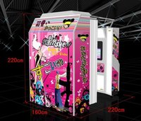 Super Photo Sticker Machine