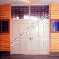 Four Fold Provincial Design Door