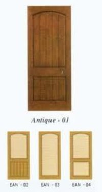 Frp Colonial Door