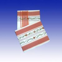 Design Embroidery Dhoties (White)