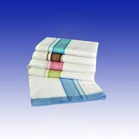 Design Border Double Dhoties