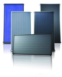 Flat Plate Solar Hot Water Heater