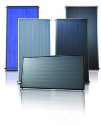 Flat Plate Solar Hot Water Heater