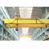 Bridge Foundry Crane With Hook Lifting Capacity Of 5 To 70/20t