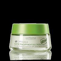 Optimals Matte Touch Night Gel-Cream