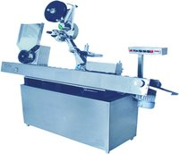 Automatic Ampoule Labelling Machine