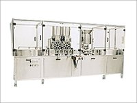Automatic Sterile Powder Filling Machine