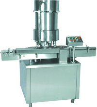 Automatic Vial Aluminium/Flip Off Cap Sealing Machine
