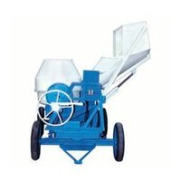 Full Bag Hydraulic Concrete Mixer