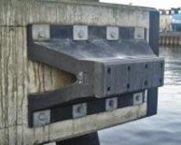 Marine Solid Ship Rubber Fender