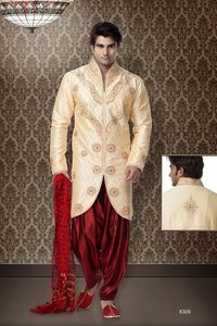 Pakistani Men'S Sherwani