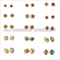 Trendy Earring Tops