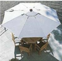 Dinning Table Set With Umbrella