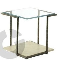Fancy Glass Table