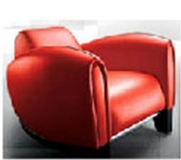 Fancy Leisure Chair in PU for Various Salon Usage (S7023)