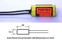 Auto Reset Circuit Breaker