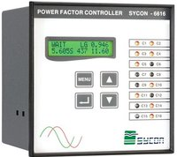 Power Factor Controller (Sycon-6616)