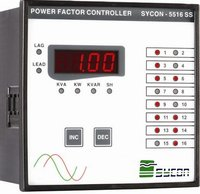 Power Factor Controller (Sycon-5516-Ss)