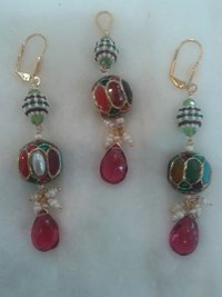 Multicolor Earings