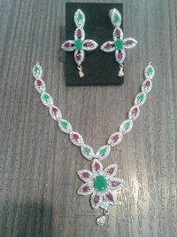 Designer Party Wear Necklace