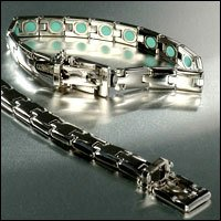 CONYBIO WHITE GOLD BRACLET