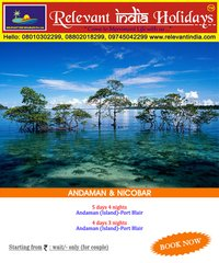 Andaman And Nicobar Tour Packages