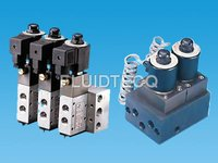 Solenoid Valve 4/2 Way