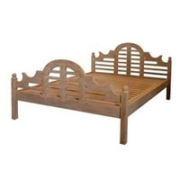 Wooden Bed - Lutyen
