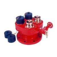 Inlet Breeching 4-Way