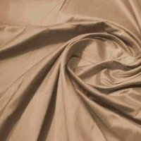 Chocolate Dupion Silk Fabric