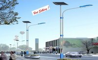 Solar LED Street Light (30w~120w)
