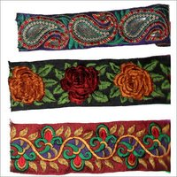 Cotton Embroidery Laces