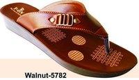 Walnut Ladies Slipper (5782)