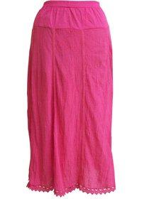 Pencil Cotton Skirt