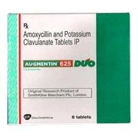 Amoxycillin and Potassium Clavulanate Tablet
