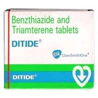 Benzthiazide and Triamterene Tablet