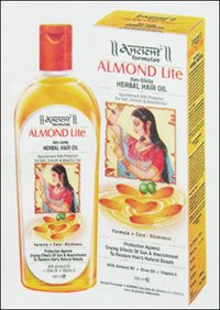 Almond Lite Hair Oil