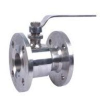 Flangeed Ball Valve
