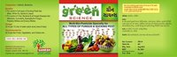 Green Science For Agro Product
